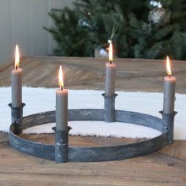 Adventsstage til bedelys