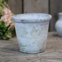 Lille urtepotteskjuler i ler fra Chic Antique