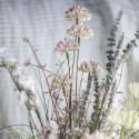 Blomsterstilk fra Ib Laursen - sart malva