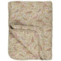 Vattæppe / quiltet tæppe fra Ib Laursen - sommerpaisley