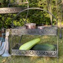 Planteopsats / etager i jern fra La Vida