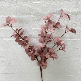Kunstig blomst fra La Vida - rosa blade