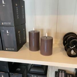 LED bloklys i farven