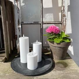 Deluxe Homeart udendørs LED lys - 7,5 x 10cm