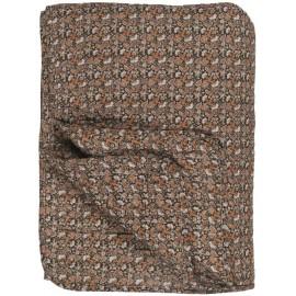 Vattæppe / quilt fra Ib Laursen -  sort m/minimønster
