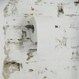 Toiletpapirholder messingfarvet fra Jeanne d'Arc Living