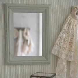 Spejl med patineret ramme fra Jeanne d'Arc Living
