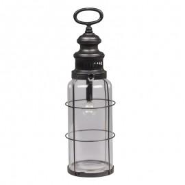 Fransk stald lanterne fra Chic Antique H42 cm