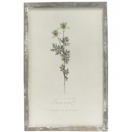 Billede med blomsterprint fra Chic Antique - nr. 1