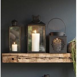 Lanterne i sort fra Ib Laursen