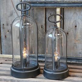 Chic Antique kuppel lanterner - med pære