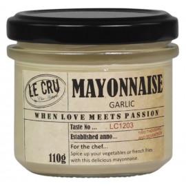 Mayonnaise m. hvidløg fra Le Cru