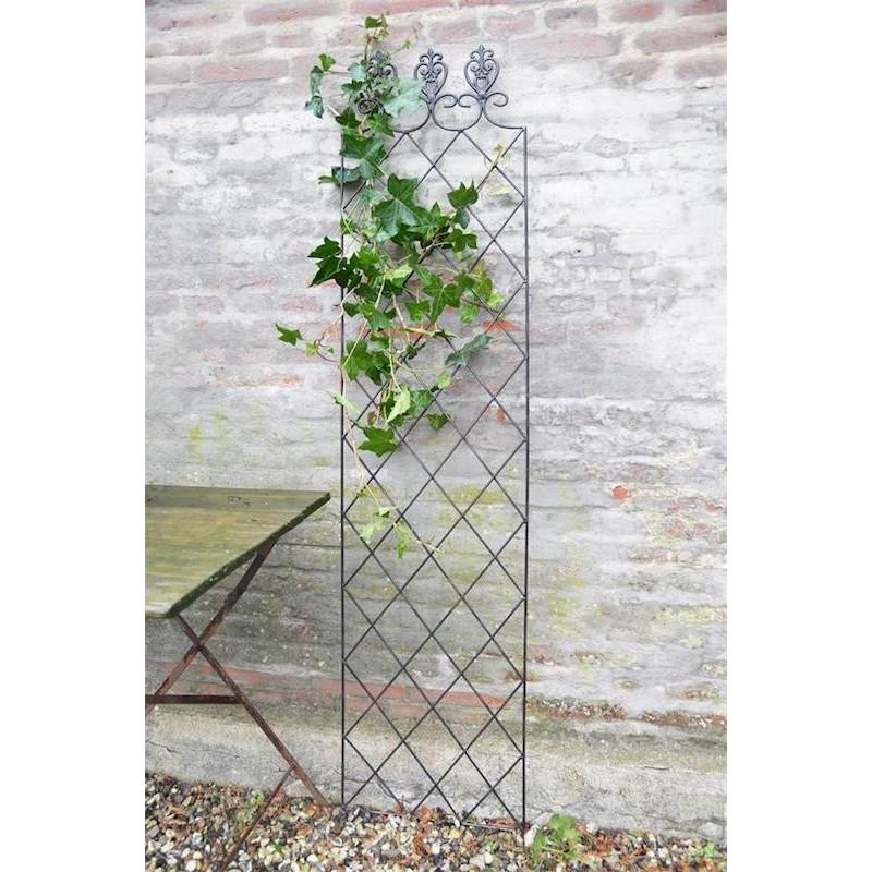 Espalier med franske liljer - 172 x 40 cm