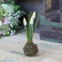 Fleur Perlehyacintløg - kunstig blomst