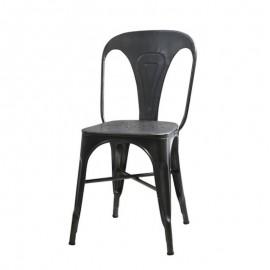 Jern stol i fransk stil