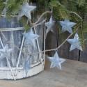 Ranke med stjerner - 140 cm